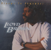 SALE ITEM - Lloyd Brown - Dreams To Remember (VP) CD
